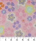 Soft N Comfy Fabric 57\u0022-Bright Floral