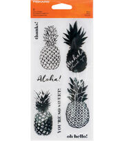 Fiskars® Clear Stamps-Aloha, , hi-res