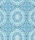 Keepsake Calico™ Cotton Fabric 44\u0022-Cenatory Aqua