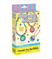 Creativity For Kids Pop Art Jewelry Kit, , hi-res