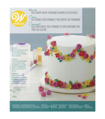Wilton® Student Decorating Kit Course 3