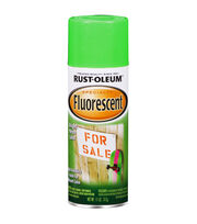 Specialty Fluorescent Green Spray 11 Oz, , hi-res