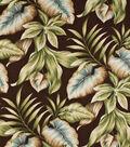 Home Decor 8\u0022x8\u0022 Fabric Swatch-Solarium Lakefront Woodland