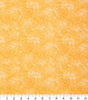 "Keepsake Calico™ Cotton Fabric 43""-Floral Orange, , hi-res"