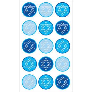 Sticko Seasonal Stickers-Star of David