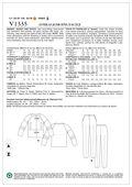 Mccall Pattern V1335 14-16-18-2-Vogue Pattern