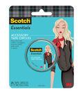Scotch® Essentials 25pcs 0.75\u0022 Accessory Tape Circles
