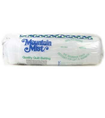 "Mountain Mist Polyester Quilt Batting-Queen Size 90""X108"""