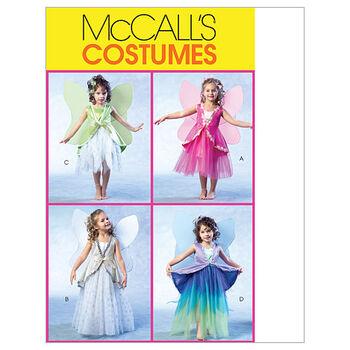 McCall's Child Costumes-M4887