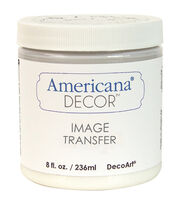 DecoArt Clear - Image Transfer Medium 8oz, , hi-res