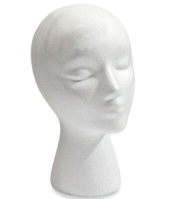 Female Foam Head