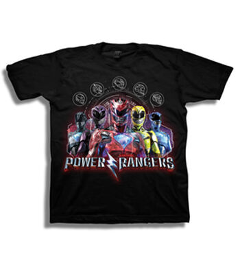 Power Rangers Boys T-shirt