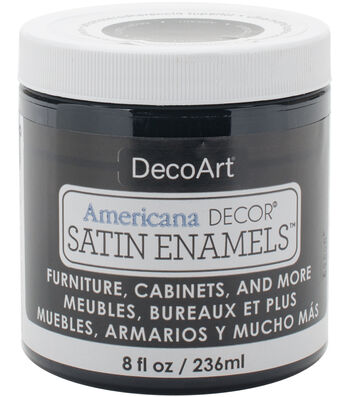 DecoArt Americana Decor Satin Enamels 8oz