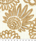 Genevieve Gorder Multi-Purpose Decor Fabric 54\u0027\u0027-Resin Glow Flower Pops
