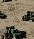 John Deere Cotton Fabric 43\u0027\u0027-Big Time Farm