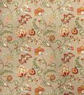 Home Decor 8\u0022x8\u0022 Fabric Swatch-Print Fabric Eaton Square Danika Bouquet