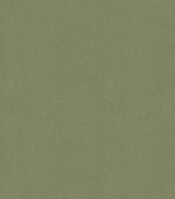 "Signature Series Solid Faux Suede Fabric 58""-Sage"