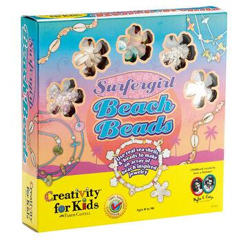 Creativity for Kids® Surfer Girl Beach Beads