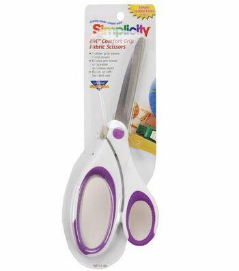 Simplicity 8.5in Comfort Grip Scissor