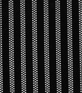 Performance Fabric-Mesh Knit Poly Spandex Black