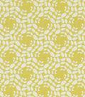 Waverly Upholstery Fabric 55\u0022-Samba/Citron