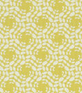 Home Decor 8\u0022x8\u0022 Fabric Swatch-Waverly Samba Citron