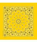 Hav-A-Hank Paisley Bandanna-Lemon