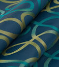 Robert Allen @ Home Lightweight Decor Fabric 54\u0022-Ombre Loop Indigo