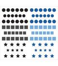 Kaisercraft Epoxy Dots & Shapes Stickers
