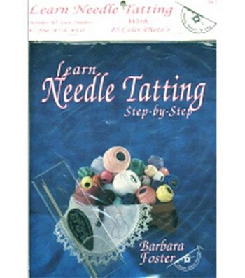 Learn Needle Tatting Step-By-Step Kit