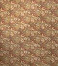 Home Decor 8\u0022x8\u0022 Fabric Swatch-SMC Designs Tarheel / Sahara Sun