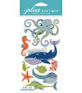 Jolee???s Boutique Stickers-Ocean Animals