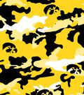 University of Iowa Hawkeyes Cotton Fabric 44\u0022-Camo