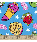 Shopkins Cotton Fabric 43\u0022-Buddies