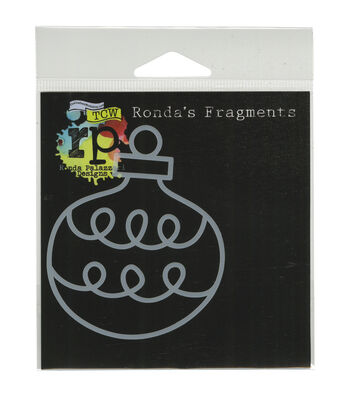 Crafter's Workshop Fragments Templates-Ornament