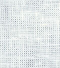 Linen 32 Count 20\u0022X27\u0022- White