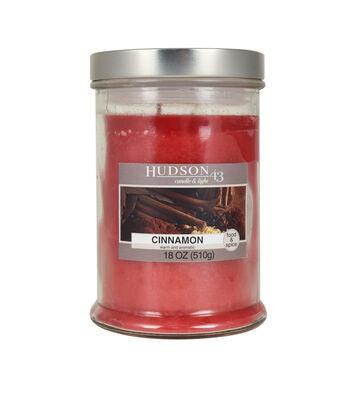 Hudson 43™ Candle & Light Collection 18oz Cinnamon Jar