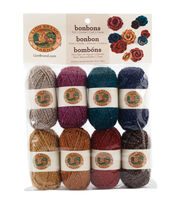 Lion Brand Bonbons Yarn 8/Pkg-Party, , hi-res