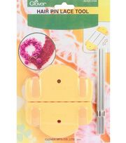 Clover Hairpin Lace Tool, , hi-res
