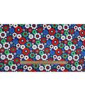 Soft N Comfy Fabric 57\u0022-Robot Gears
