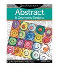 Design Originals Zenspirations Abstract & Geometric Designs Book