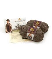 Outlander Garment Crochet Kit-Sassenach Heartwarming Infinity Cowl, , hi-res