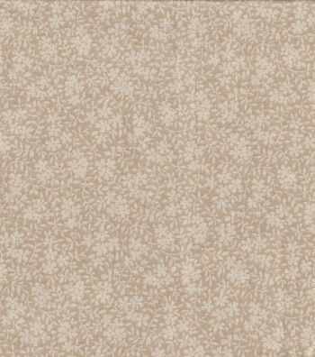 "Keepsake Calico™ Cotton Fabric 44""-Lemane Sand"