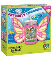Creativity For Kids® Sparkle N' Grow Butterfly Terrarium, , hi-res