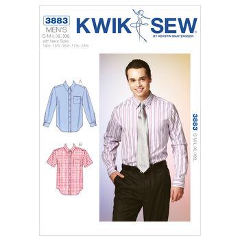 Kwik Sew Mens Top-K3883