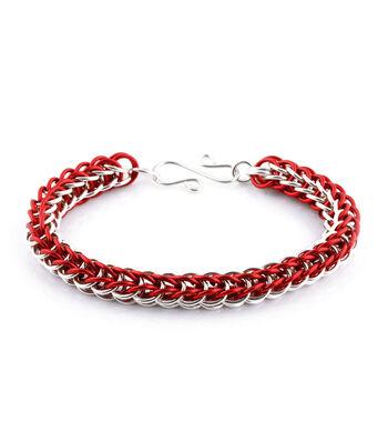 Weave Got Maille Persian Bracelet Kit-Fire