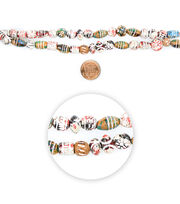 "Blue Moon Beads 14"" Strand Clay Bead Assorted Multi Color, , hi-res"