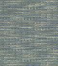 Waverly Lightweight Decor Fabric 56\u0022-Tabby/Lapis