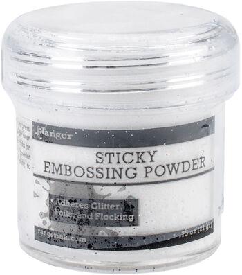 Sticky Embossing Powder 21gr-Sticky