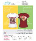 Jolee\u0027s Easy Image Transfer Sheets 8.5\u0022X11\u0022 10/Pkg For Light&Dark Fabrics